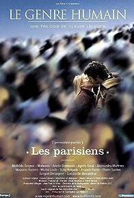 Primary photo for Le genre humain - 1ère partie: Les Parisiens
