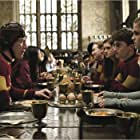 Rupert Grint, Daniel Radcliffe, Emma Watson, Bonnie Wright, and Katy Huxley-Golden in Harry Potter and the Half-Blood Prince (2009)