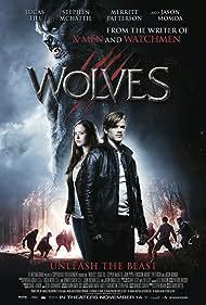 Lucas Till and Merritt Patterson in Wolves (2014)