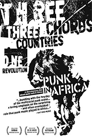 Where to stream Punk in Africa
