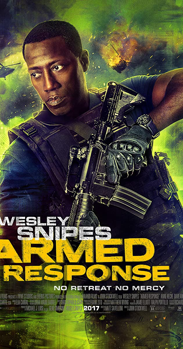 Subtitle of Armed Response