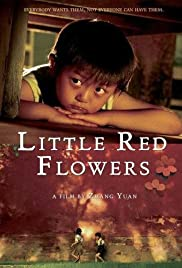 Little Red Flowers Poster