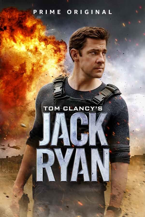 Tom Clancy's Jack Ryan Complete Season 1