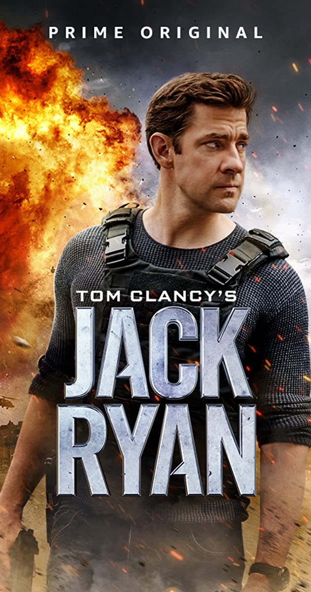Jack Ryan Tv Series 2018 Full Cast Crew Imdb