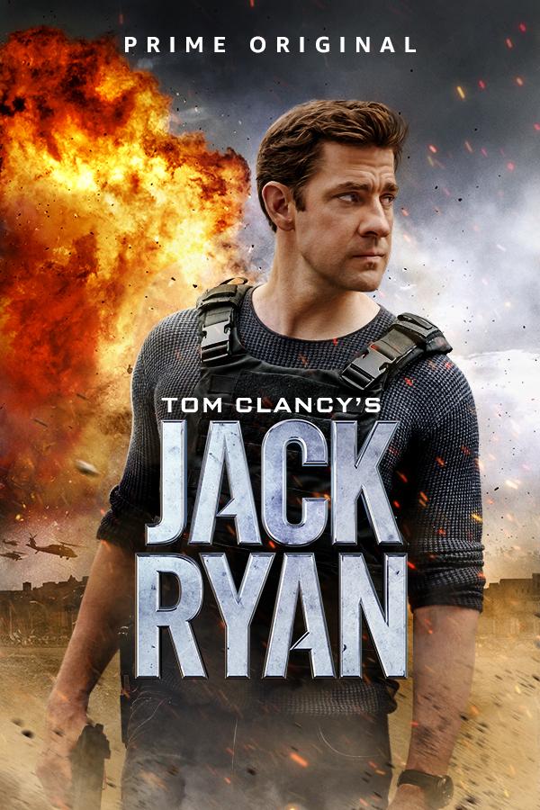 Tom Clancy's Jack Ryan Season 1 COMPLETE WEBRip 480p, 720p & 1080p