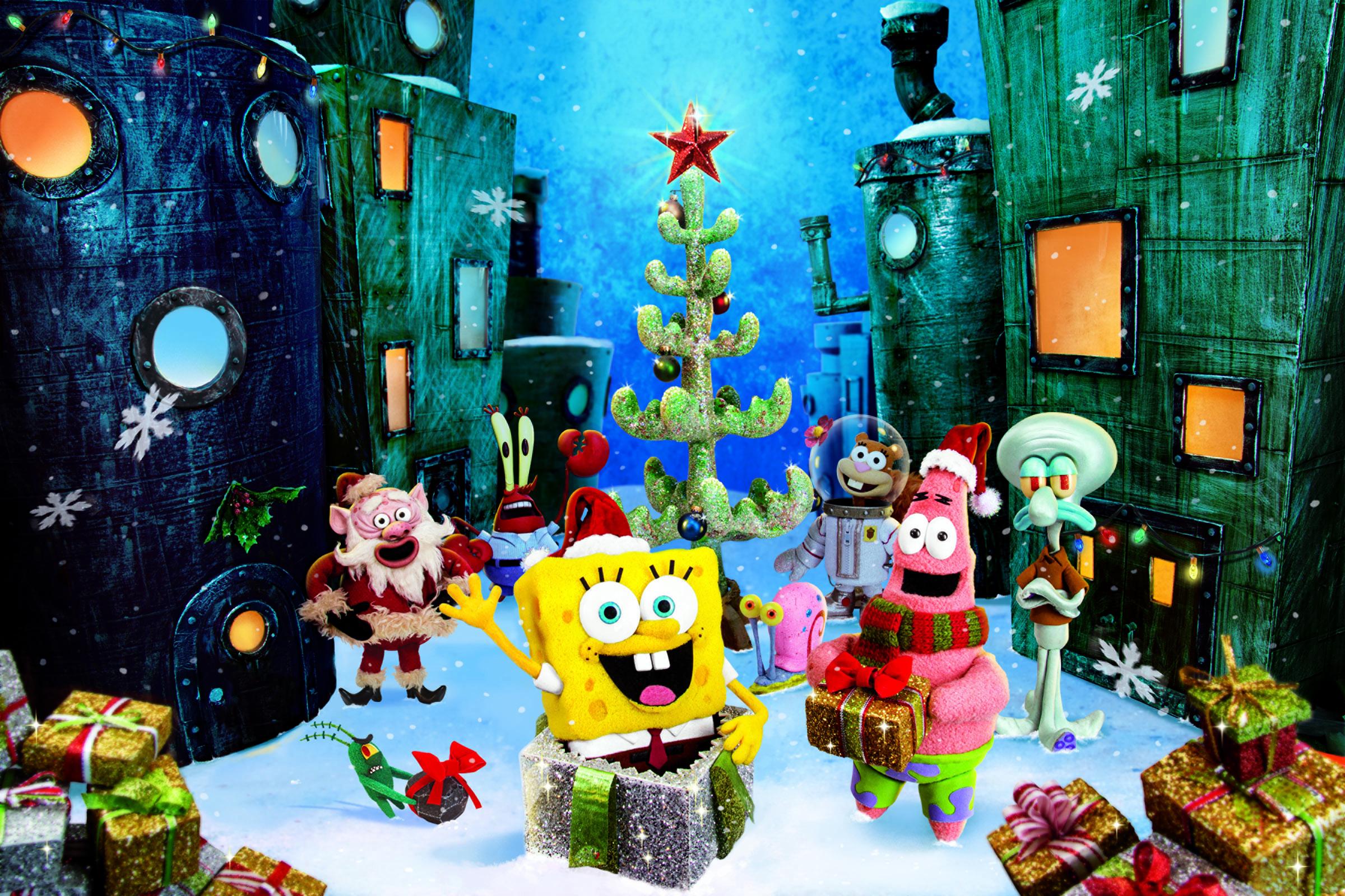 spongebob squarepants its a spongebob christmas tv episode 2012 photo gallery imdb - Spongebob Christmas Who