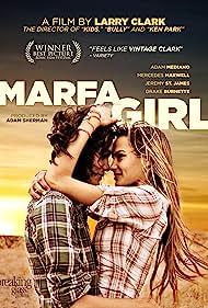 Adam Mediano and Mercedes Maxwell in Marfa Girl (2012)