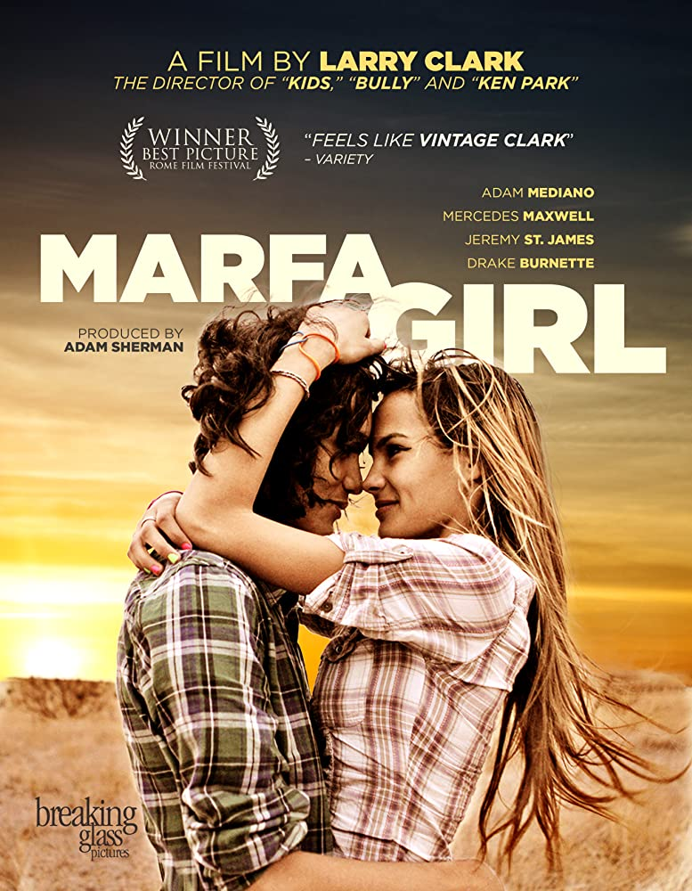 18+ Marfa Girl 2012 English 335MB BluRay Download