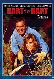 Hart to Hart Returns(1993) Poster - Movie Forum, Cast, Reviews