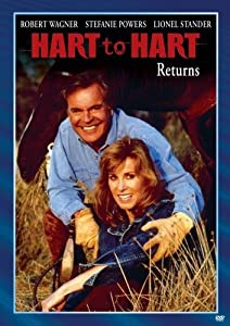 Hart to Hart Returns by Peter Roger Hunt