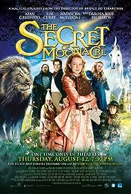 Tim Curry, Natascha McElhone, Ioan Gruffudd, Andy Linden, Augustus Prew, and Dakota Blue Richards in The Secret of Moonacre (2008)