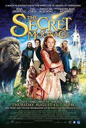 The Secret of Moonacre Poster Image