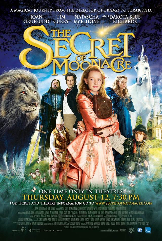ดูหนังออนไลน์ The Secret of Moonacre (2008)