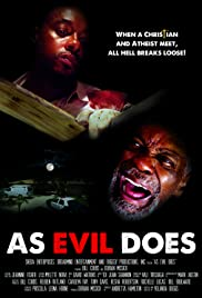 As Evil Does Poster