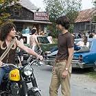 Demetri Martin and Jonathan Groff in Taking Woodstock (2009)