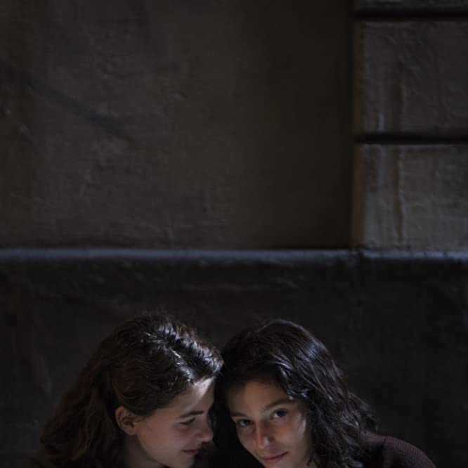 Margherita Mazzucco and Gaia Girace in My Brilliant Friend (2018)