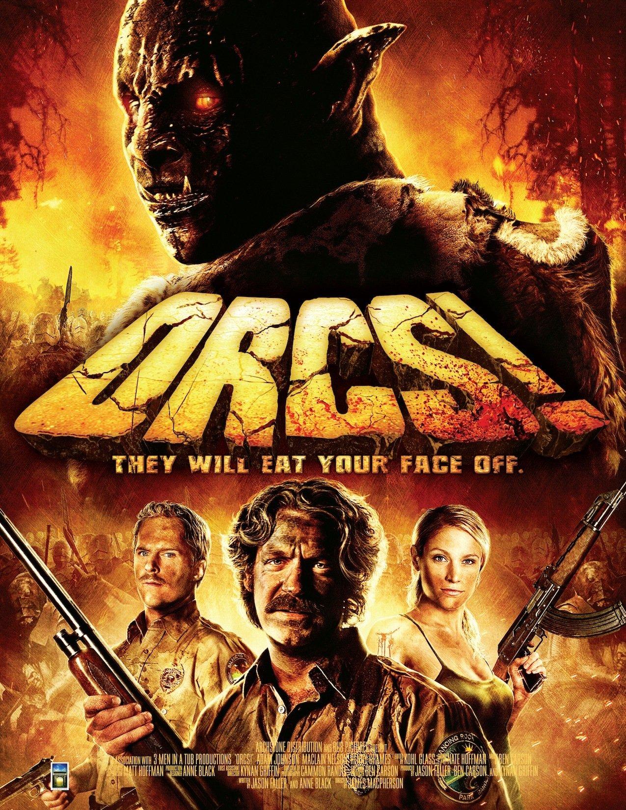 دانلود زیرنویس فارسی فیلم Orcs!