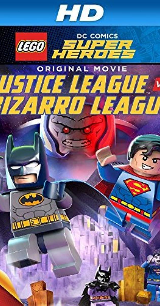 Subtitle of Lego DC Comics Super Heroes: Justice League vs. Bizarro League