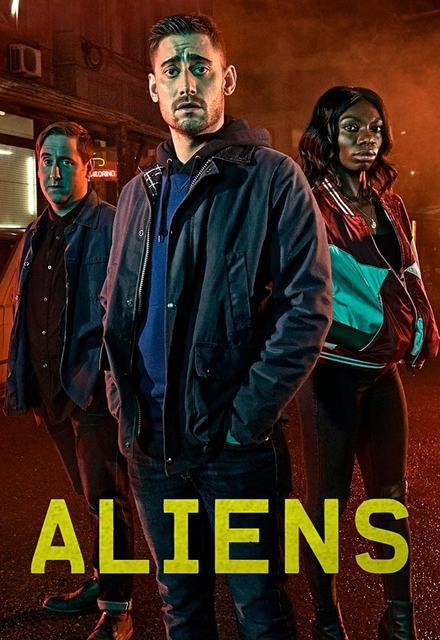 ATEIVIAI (1 Sezonas) / THE ALIENS Season 1