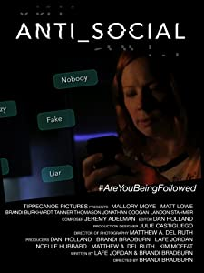 Whats a good new comedy movie to watch Anti_Social [HDRip]