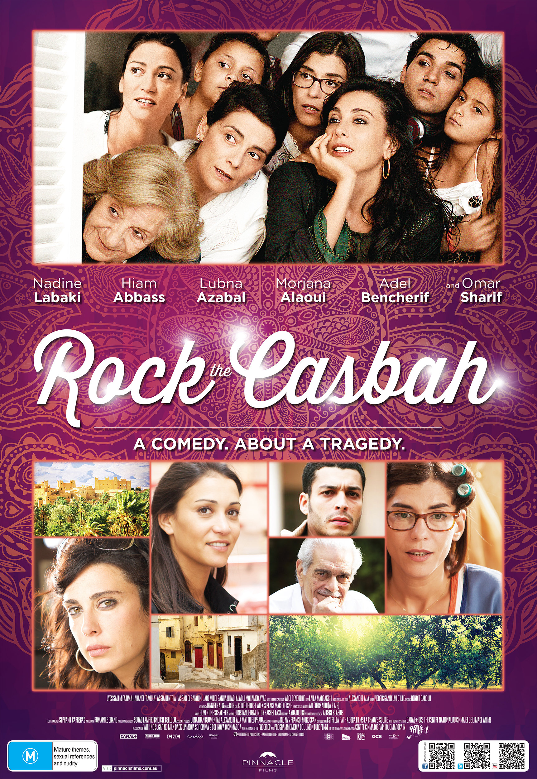 film rock the casbah