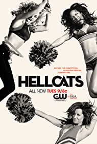 Ashley Tisdale, Aly Michalka, and Heather Hemmens in Hellcats (2010)
