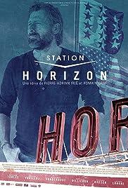 Station Horizon Poster