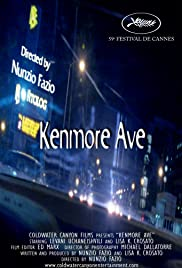 Kenmore Ave Poster