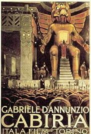 Cabiria(1914) Poster - Movie Forum, Cast, Reviews
