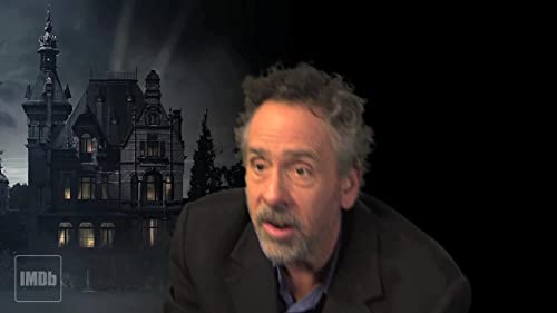 Tim Burton on Bringing Drawings to Life