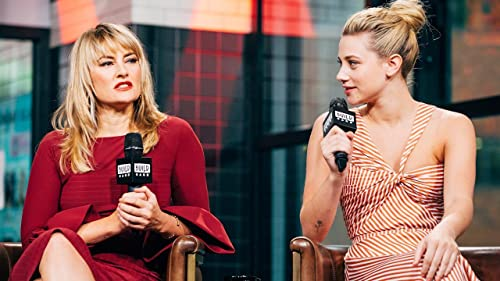 BUILD: Lili Reinhart and Mädchen Amick on Playing Mother and Daughter
