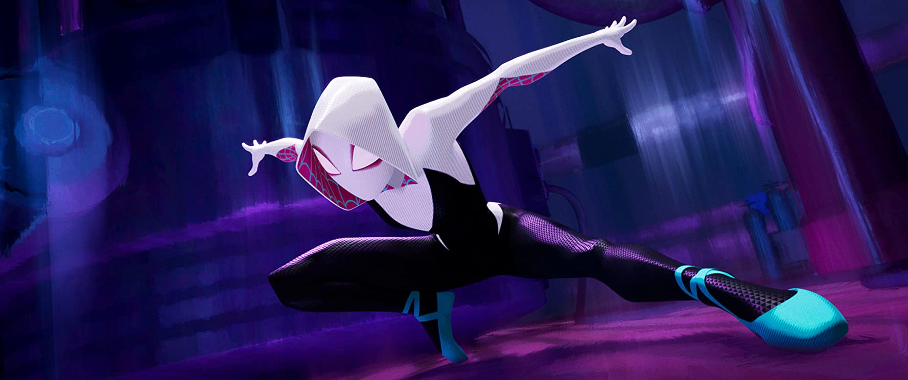 Hailee Steinfeld in Spider-Man: Into the Spider-Verse (2018)