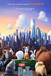 The Secret Life of Pets (2016) 720p