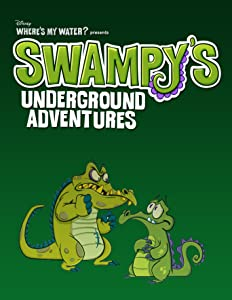 Whats a good comedy movie to watch 2018 Swampy\'s Underground Adventures: Double Trouble by Rob Fendler  [320p] [360x640] [1280p]
