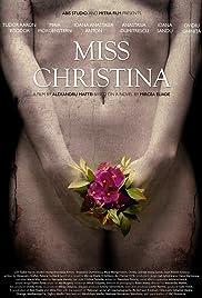 Domnisoara Christina Poster