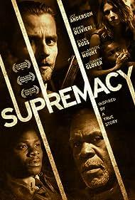 Danny Glover, Derek Luke, Dawn Olivieri, and Joe Anderson in Supremacy (2014)