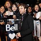 Robert Pattinson at an event for High Life (2018)