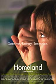 Homeland international poster