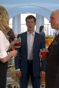 Rebecca Romijn, Alan Dale, and Eric Mabius in Ugly Betty (2006)