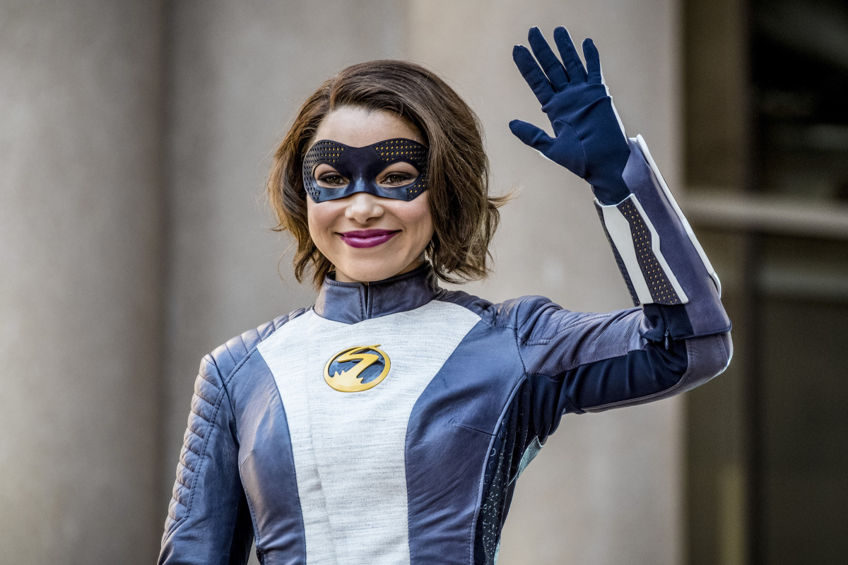 Jessica Parker Kennedy in The Flash (2014)