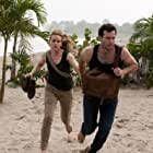 Piper Perabo and Eion Bailey in Covert Affairs (2010)