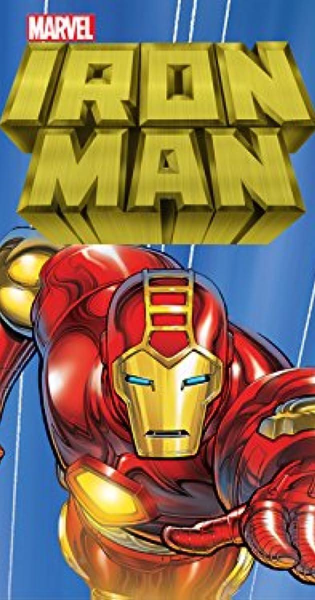 Iron Man Tv Series 1994 1996 Imdb