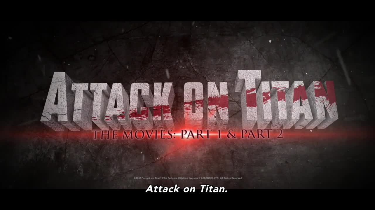 Attack on Titan full movie in italian 720p
