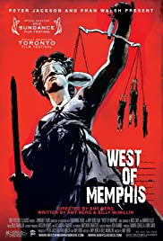 West of Memphis Poster
