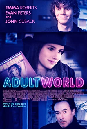 Adult World Poster