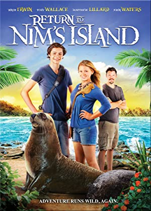 Return to Nim's Island (L'Île de Nim) (2013) Streaming Complet Gratuit HD en VF