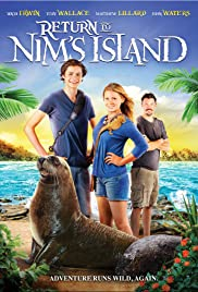Return to Nims Island (2013) 1080p