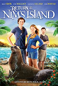 Primary photo for Return to Nim's Island
