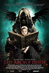 New movie trailers watch The ABCs of Death [BluRay]