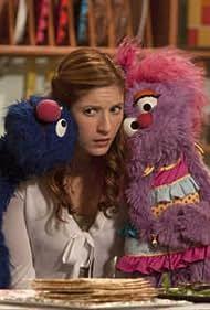 Anneliese van der Pol in Shalom Sesame (2010)